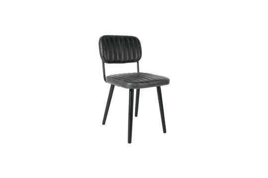 Jake Worn Black Chair