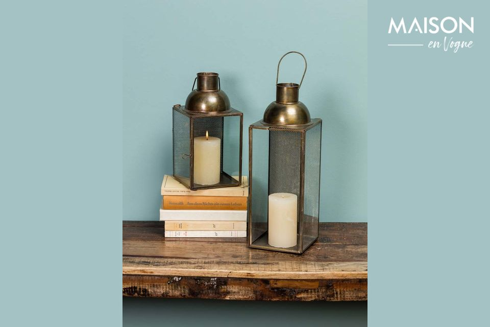 A chic and retro style for your lighting