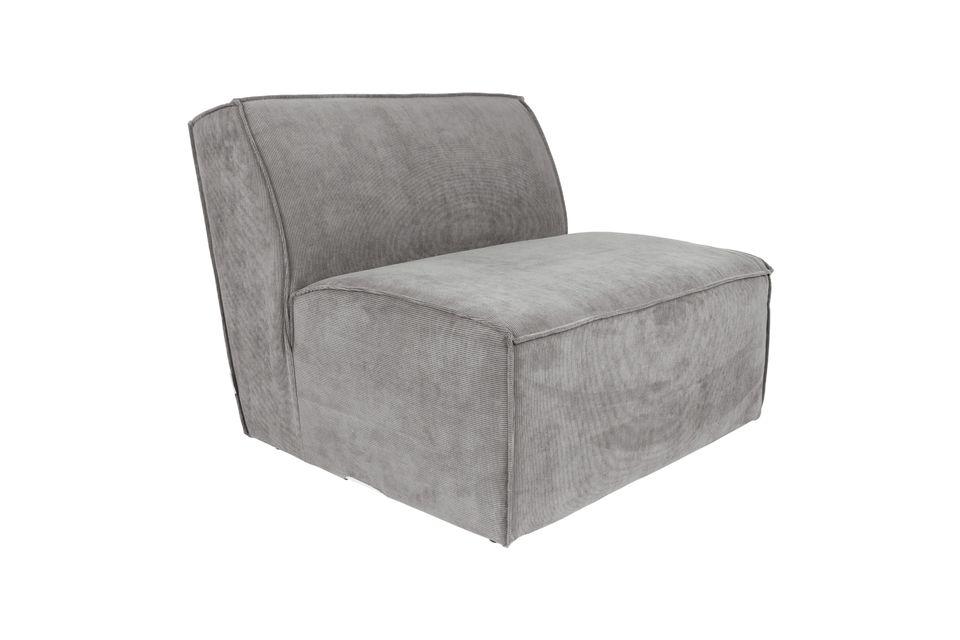 James Ridge Rib Sofa piece