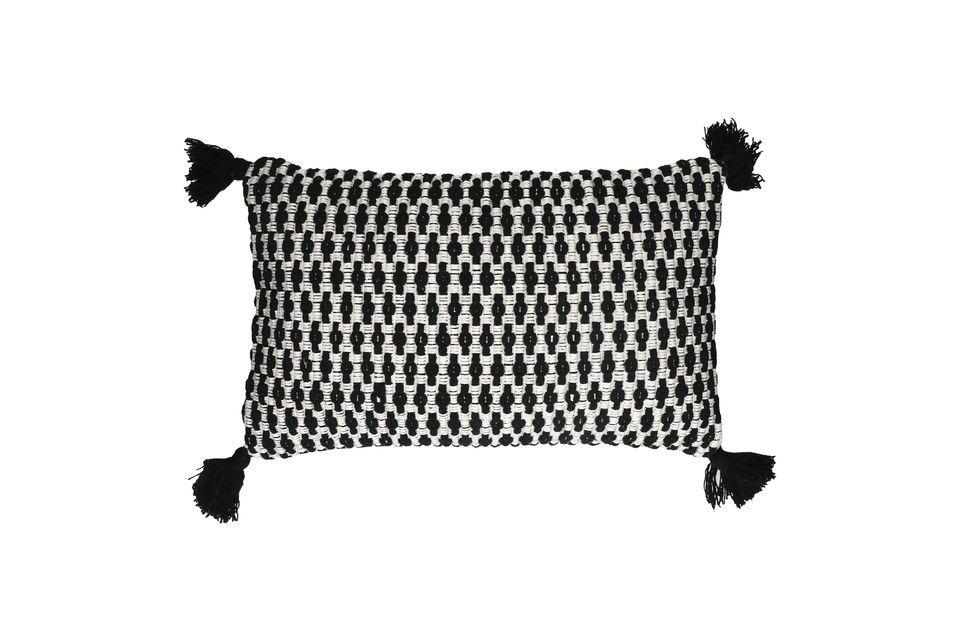 An original patterned cushion