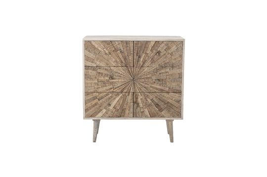 Johanna chest of drawers in mango wood Clipped