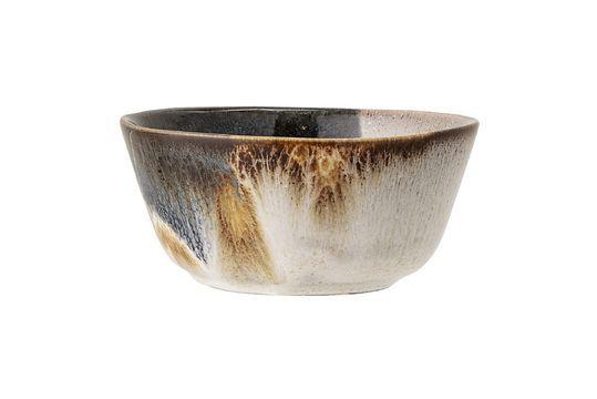 Jules multicoloured stoneware bowl Clipped