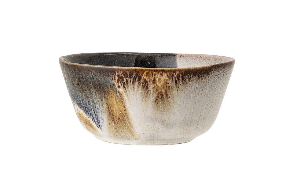 Jules multicoloured stoneware bowl