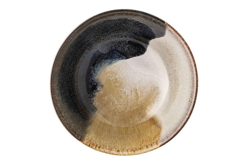 Made of stoneware