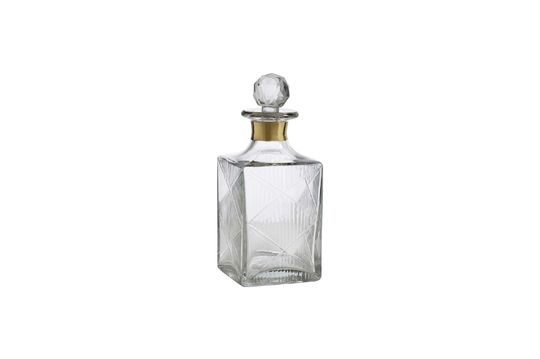 Lachy glass carafe