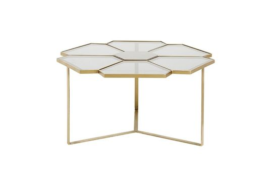 Large Flower coffee table