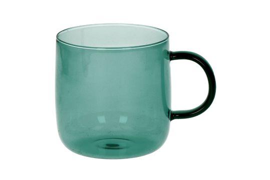 Lasi Box of 4 borosilicate glass cups Clipped