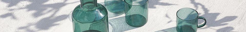 Material Details Lasi Box of 4 borosilicate glass cups