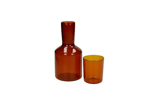 Lasi Decanter and Glass Clipped