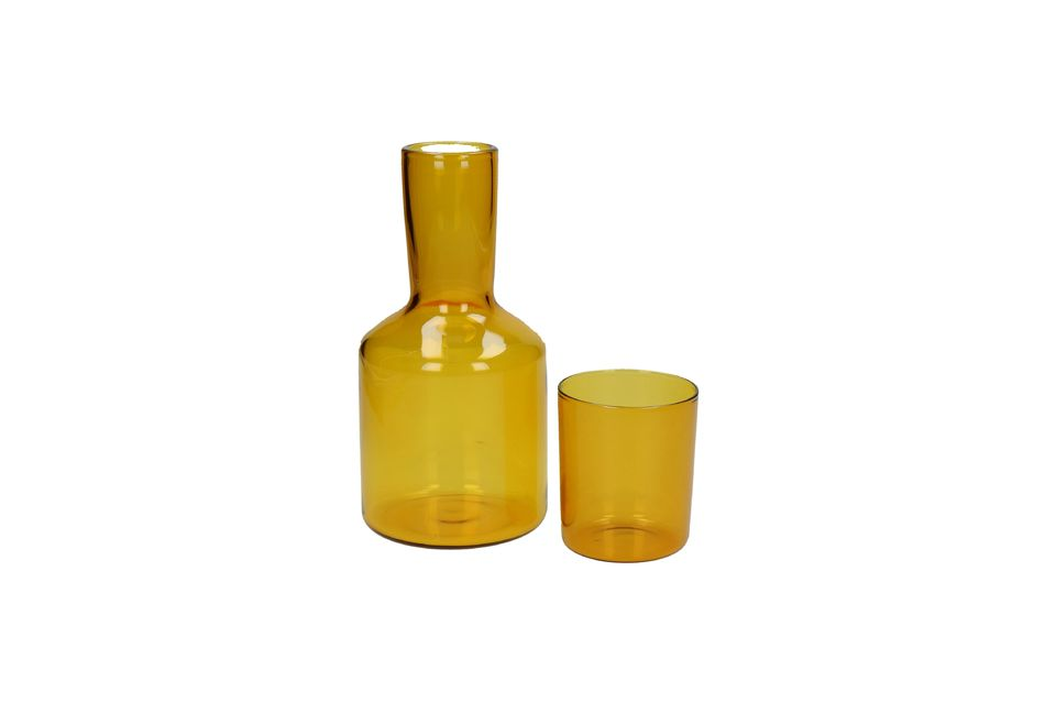 Lasi Matching decanter and glass Pomax