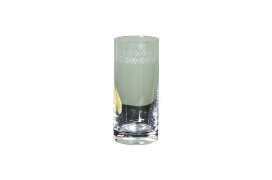Laurier Engraved long drink glass
