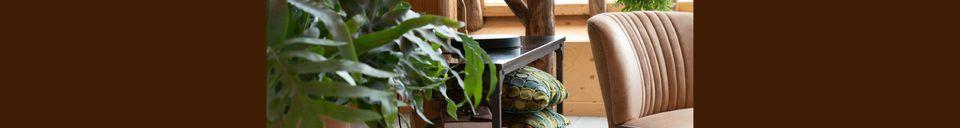 Material Details Liam duck blue desk lamp
