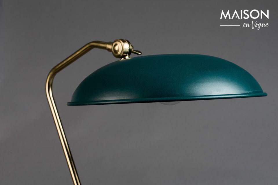 Liam duck blue desk lamp - 3