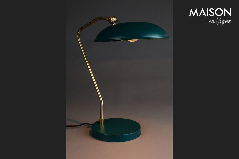 Liam duck blue desk lamp - 4
