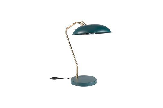 Liam duck blue desk lamp