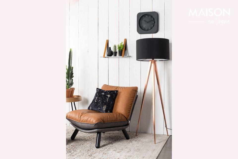 Lounge chair Lazy Sack Li Brown - 6