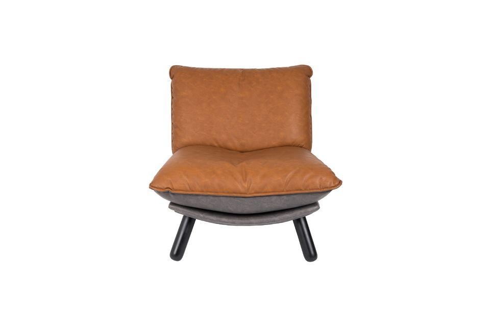 Lounge chair Lazy Sack Li Brown - 10