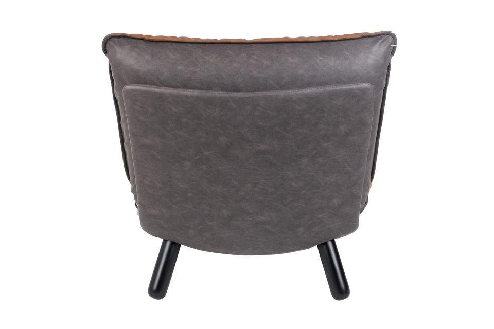 Lounge chair Lazy Sack Li Brown - 11
