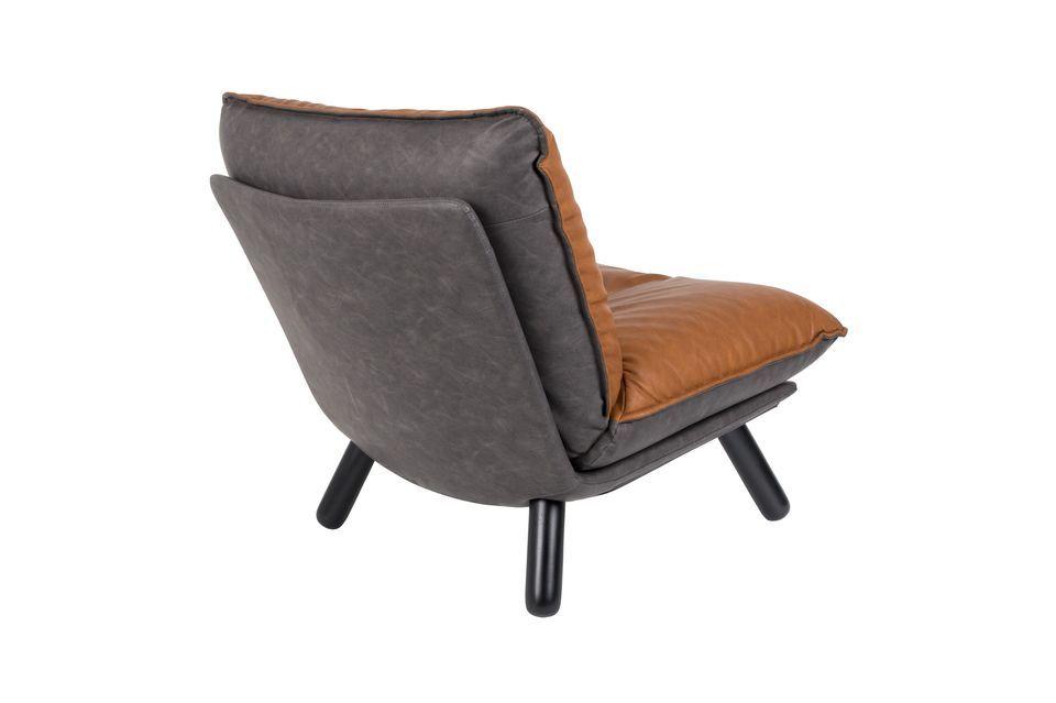 Lounge chair Lazy Sack Li Brown - 12