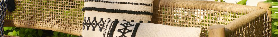 Material Details Marrakech Cushion
