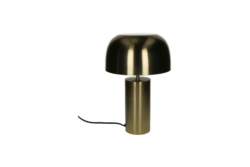 Marti Gold Table lamp Pomax