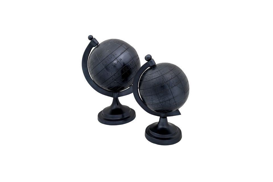 Miles Globe size M - 5