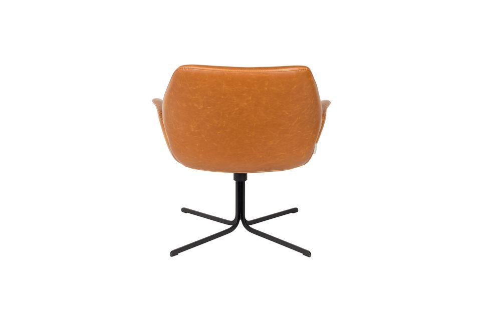 nikki Lounge chair brown - 7
