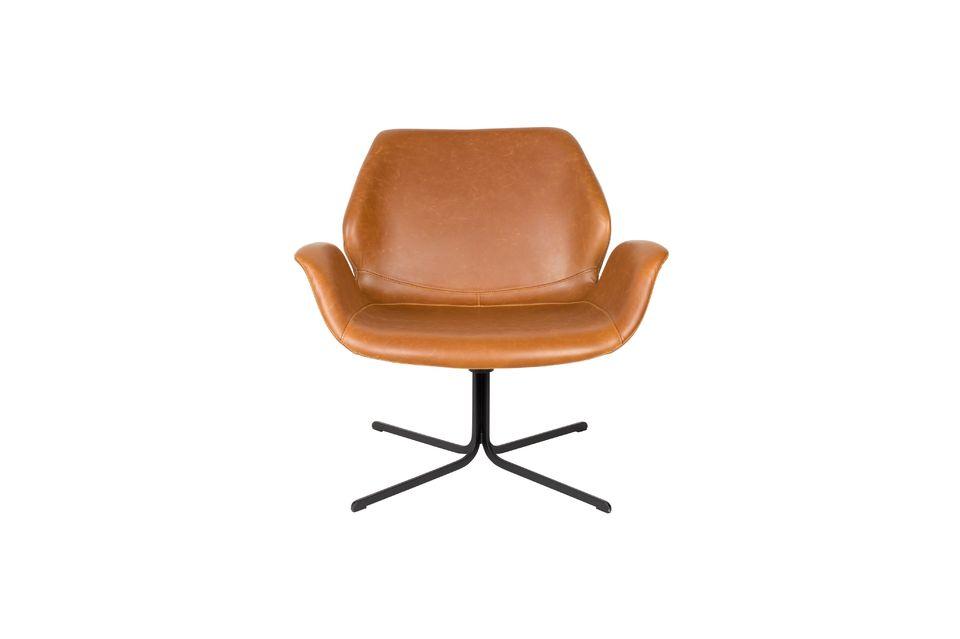 nikki Lounge chair brown - 10
