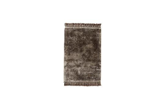 Noble fringed carpet