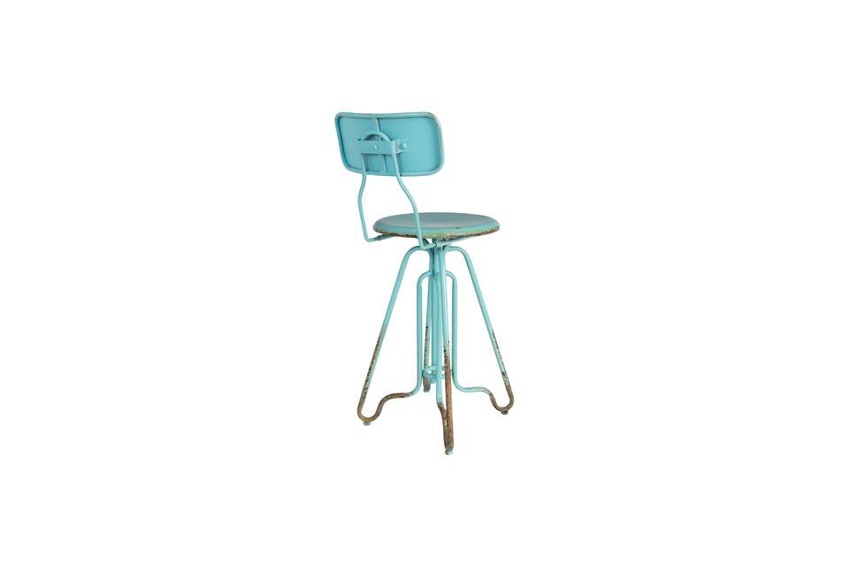 Ovid Counter stool ocean - 6
