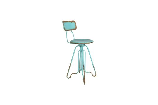 Ovid Counter stool ocean Clipped
