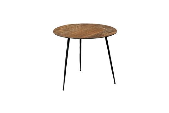 Peper brown Side table 40 cm Clipped