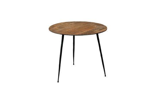 Peper brown Side table 40 cm