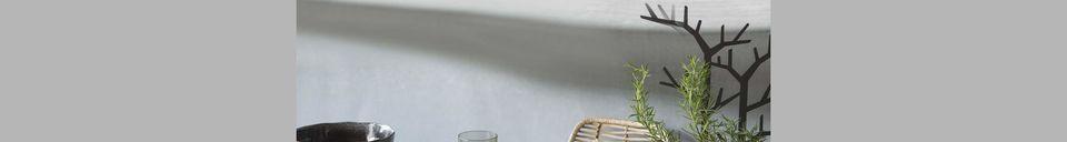 Material Details Porcelino Experience black soup bowl