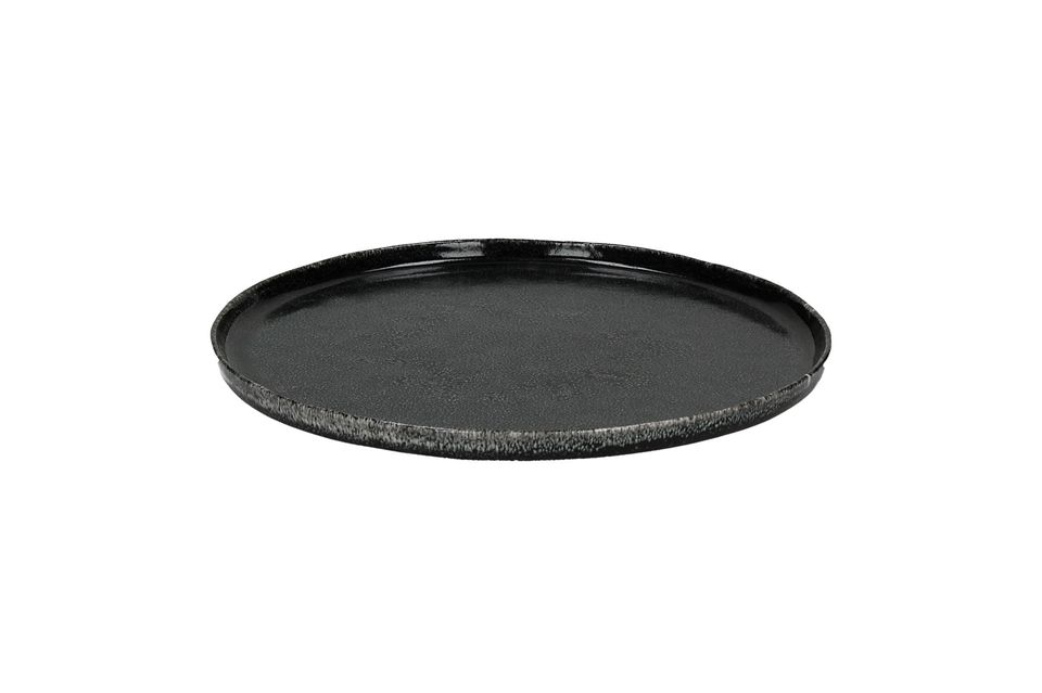 Porcelino Experience serving plate Pomax