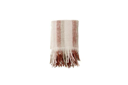 Précy wool plaid Clipped