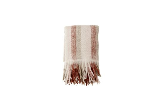Précy wool plaid