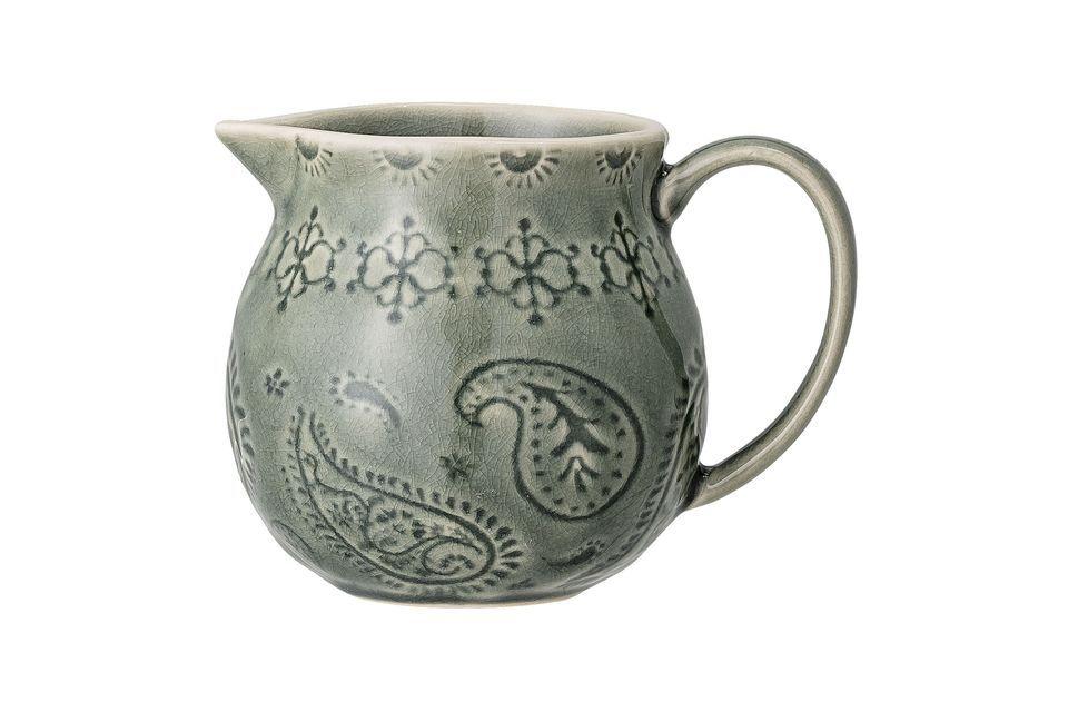 A nice old-fashioned milk jug