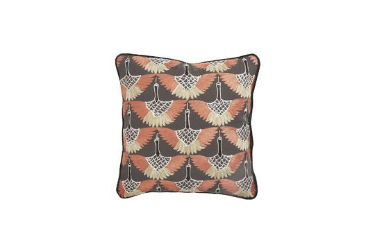 Revel cotton cushion cover Clipped
