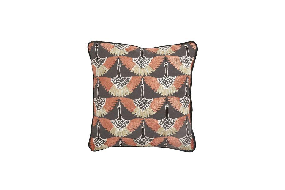Revel cotton cushion cover Nordal