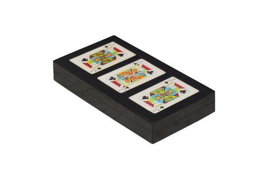 Rezza Colourful box of 3 card decks