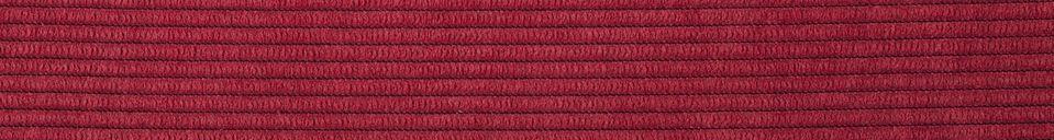 Material Details Ridge Rib Red Chair