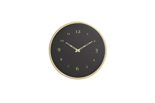 Saisy Metal Wall Clock