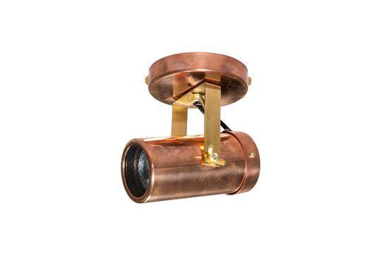 Scope light spot copper finish