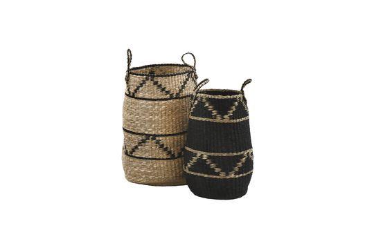 Set of 2 Zazou Baskets