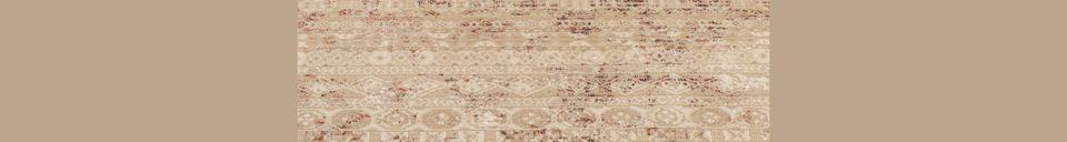 Material Details Shisha Carpet 160X235 Desert