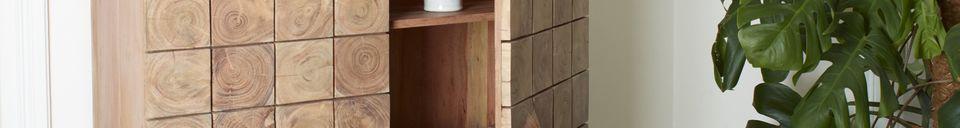 Material Details Sirocco 2 Door wardrobe