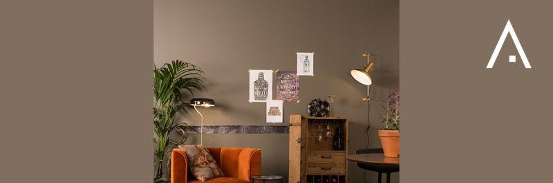 Spotlights & wall lights Dutch Bone