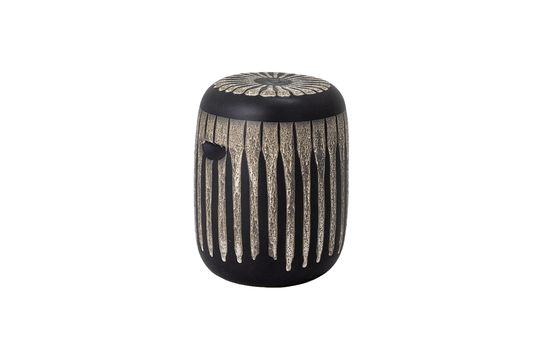 Stacey stoneware stool