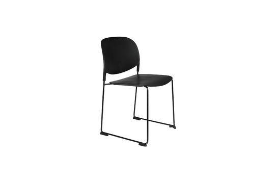 Stacks Black Chair